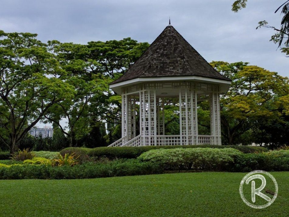 Bandstand Gazebo - Singapore Botanic Gardens (Day 3)