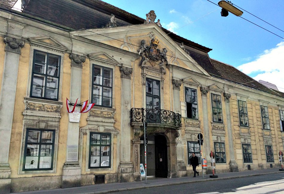 Vienna's Josefstadt and Neubau: Volkskundemuseum
