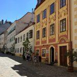 Vienna's Josefstadt and Neubau: Spittelberggasse