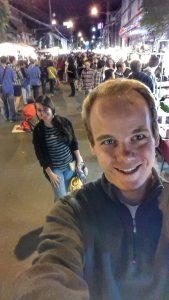 Sunda Night Market - Chiang Mai, Thailand