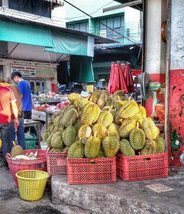 Muang Mai Fruit Market - Chiang Mai, Thailand