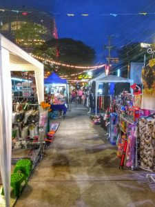 Rincome Market - Chiang Mai, Thailand