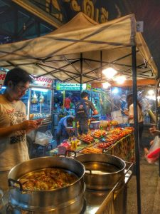 Chiang Mai Gate Food Stalls