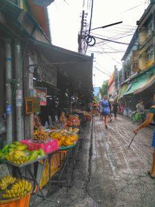 Somphet Market, Chiang Mai, Thailand