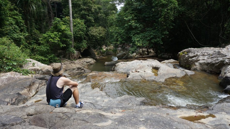 Hin Lad Waterfall in Koh Samui