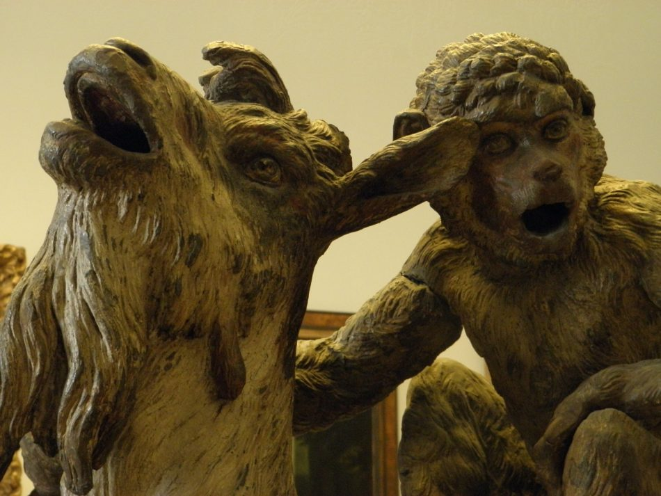 They heard us arguing (Musée d'Orsay, Paris)