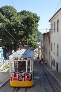 Lisbon Funicular, Portugal