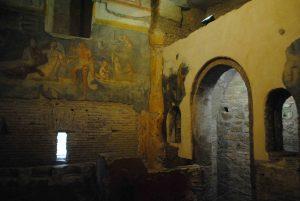 Underground Roman houses