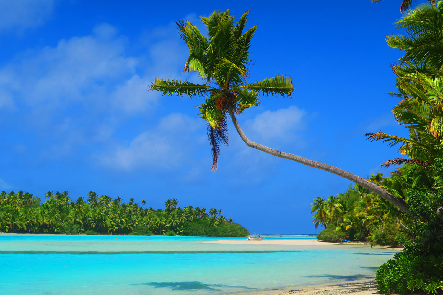 [AITUTAKI]-One-Foot-Island