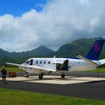 [AITUTAKI]-Taking-off-from-Rarotonga