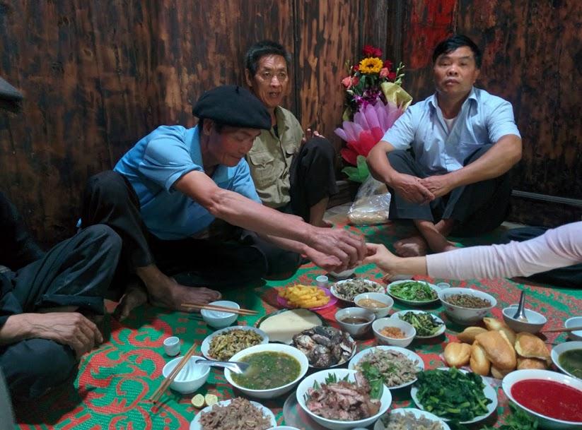living in north vietnam