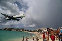 Maho Beach, Sint Maarten – October 2016