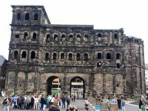 The Porta Nigra has stands guard over Trier