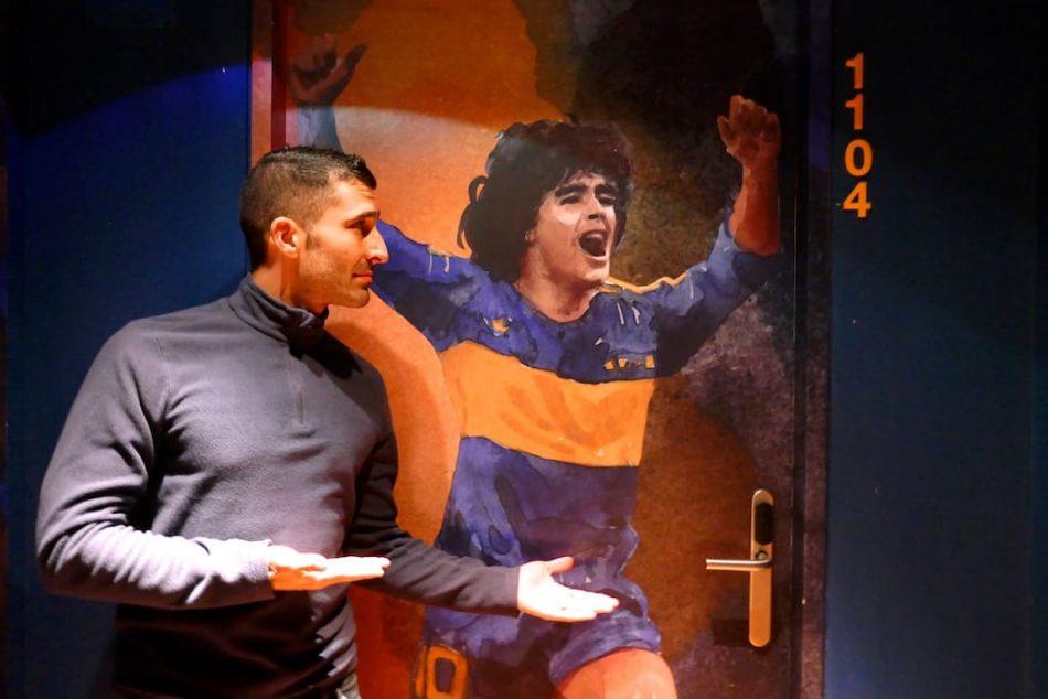 Maradona religion interesting facts about Argentina