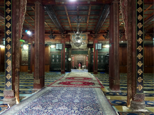 Inside the Great Mosque