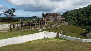 Ruins of Palais Sans-Souci