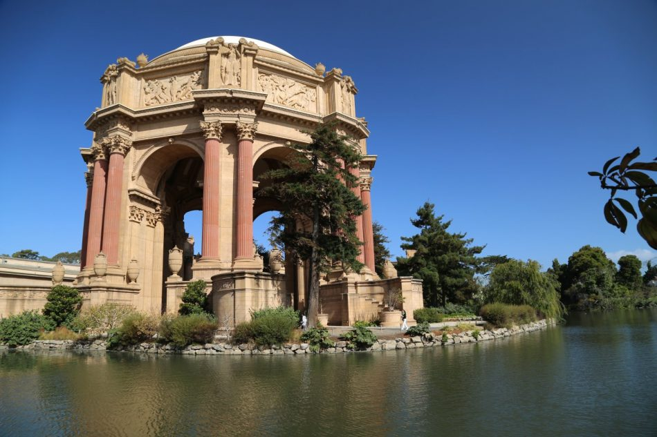 Palace of Fine Arts Arcade, San Francisco