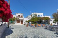 Remembering My Time on Paros, Greece