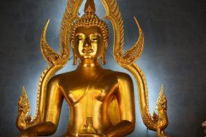 Buddha at Wat Ben (Marble Temle)