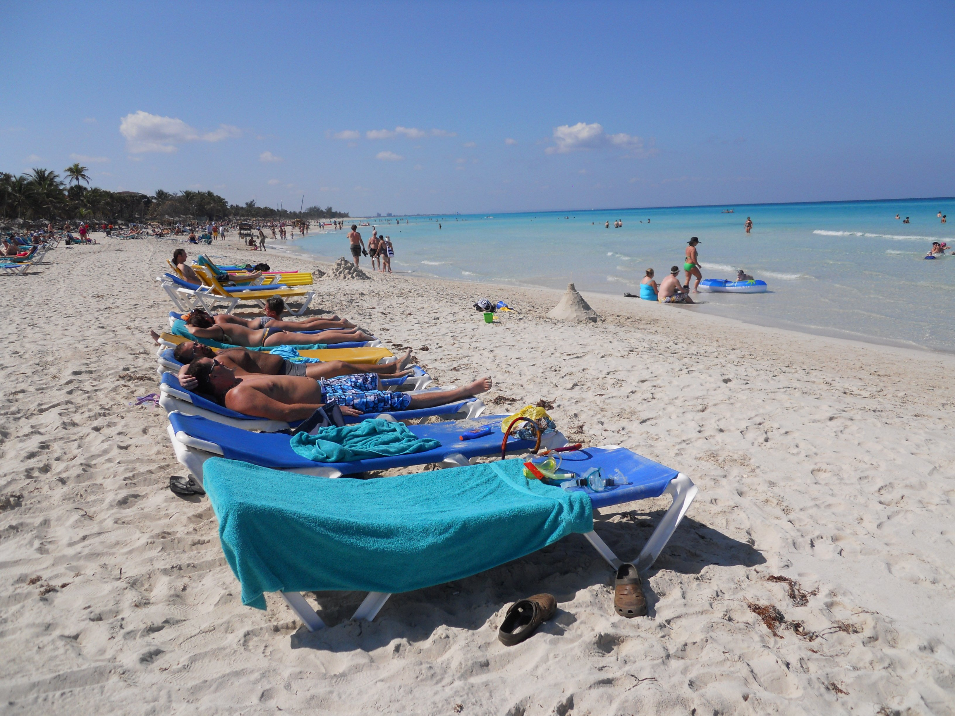 Located 144 Km 90 Mi East Of Havana This Resort Is Being Developed Into A First Class Holiday Spot By Joint Ventures Between The Cuban Government And