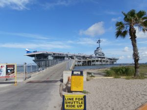 Uss Lexington Museum - Corpus Christi, Texas