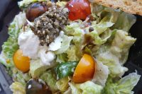 Hilton Resorts World Bimini: Limited Lunch Choices, No Limits on Taste