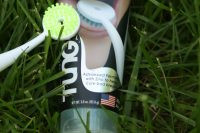 The TUNG Brush™, Avoid Bad Breath While on the Go!