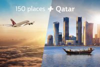 Qatar Airways + Qatar Tourism Authority Offers Free Doha Stopover to Passengers in Transit