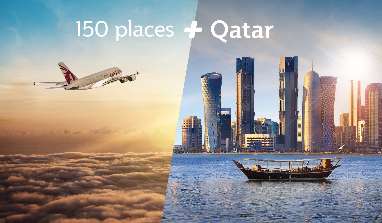 Qatar airways qatar tourism authority offers free doha stopover
