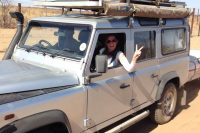 Lessons From A Near Death in Namibia