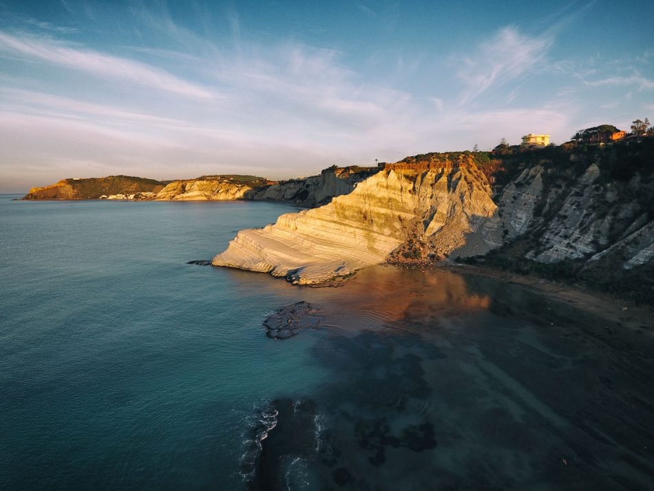 Mediterranean Coast Sicily