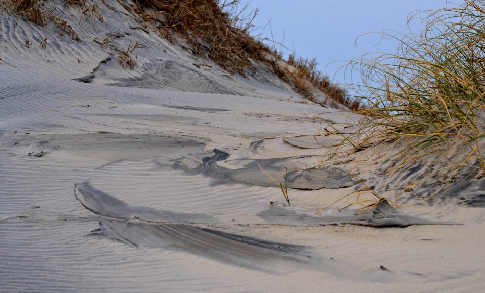 Hatteras Island-wind swept beaches of coastal carolina