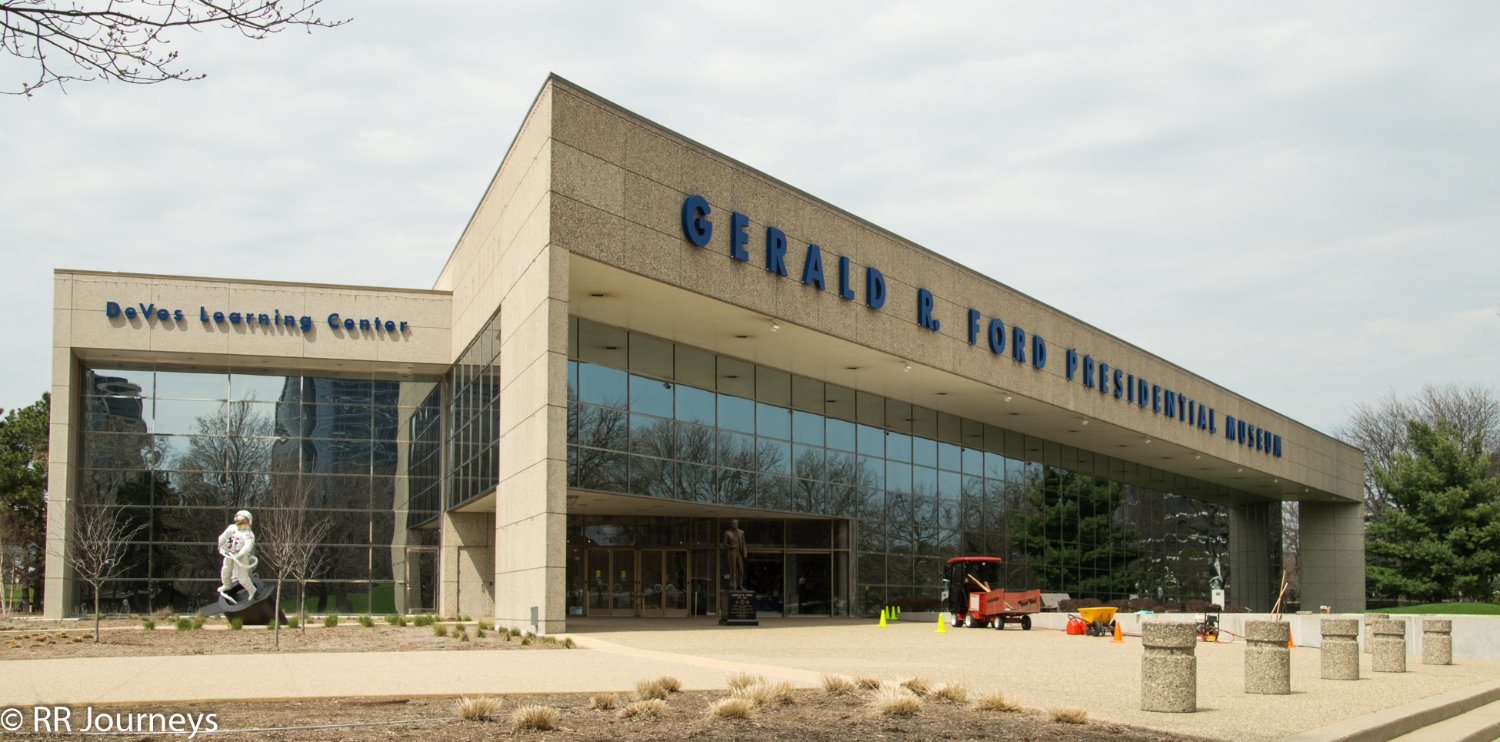 Integrity In Grand Rapids Gerald R Ford Presidential