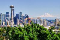 Kerry Park View Seattle Skyline