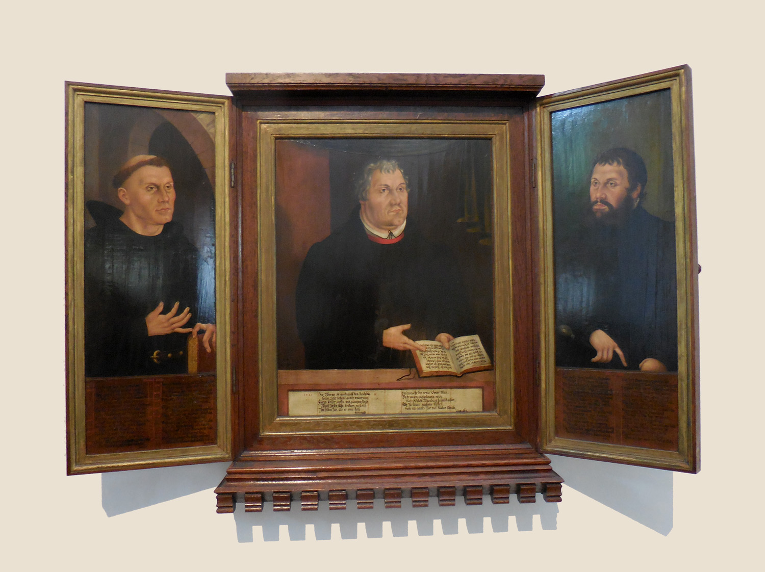 Martin Luther Monk, Knight, Reformer