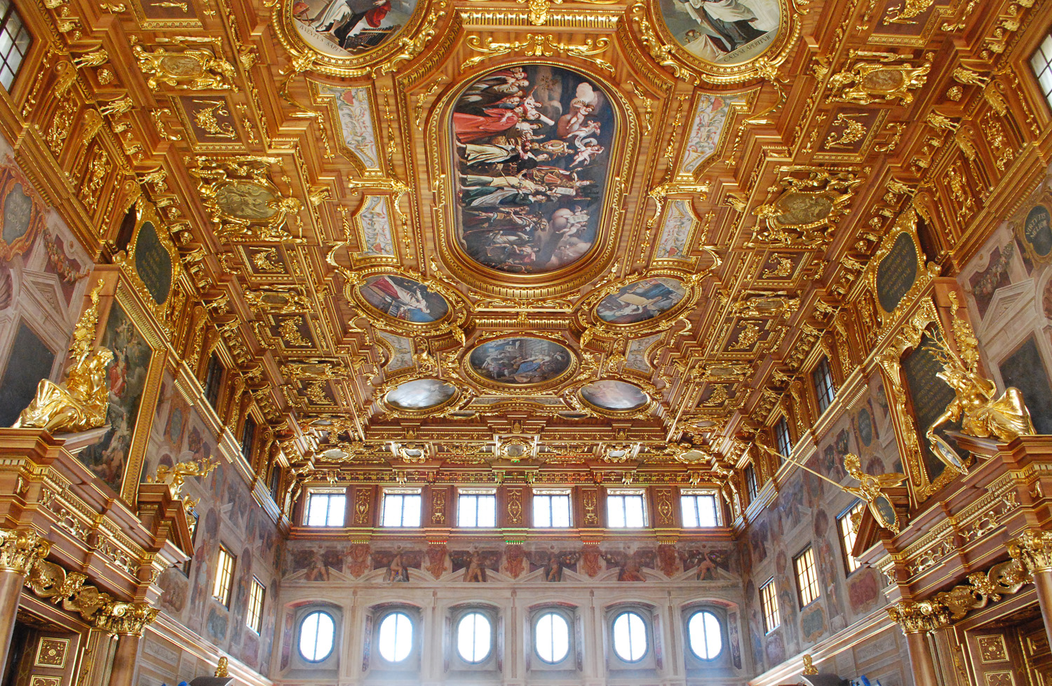 Golden Hall Augsburg