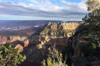 Tent Camping at Point Sublime, the North Rim of the Grand Canyon!