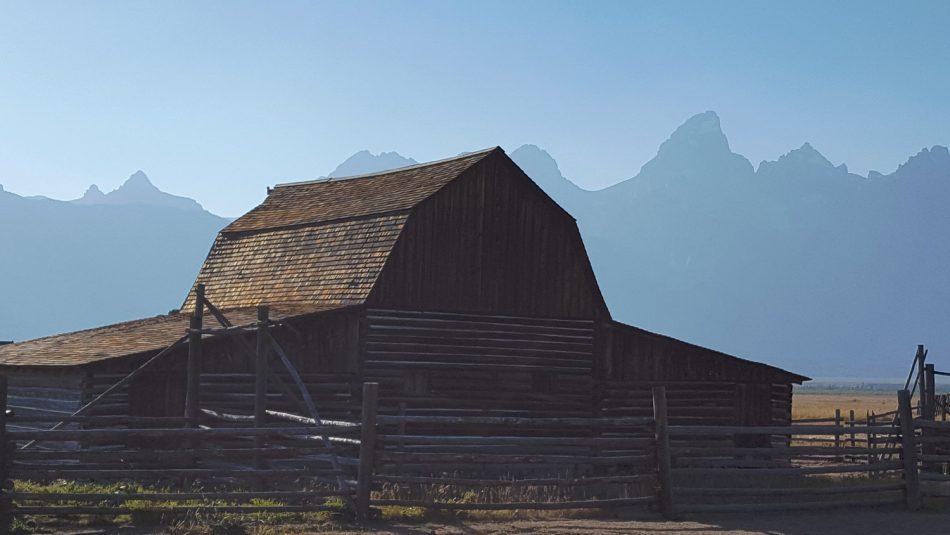 Jackson Hole Mormon Settlement