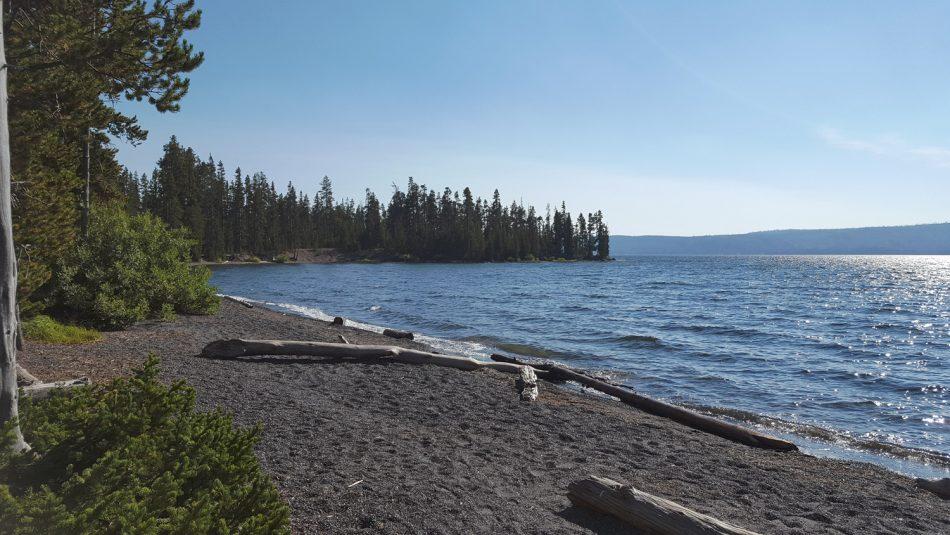 Jenny Lake - Jackson Hole