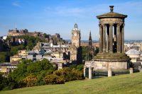 Edinburgh in fast forward
