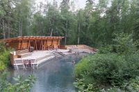Liard River Hot Springs: A Must-See on the Alaska Highway