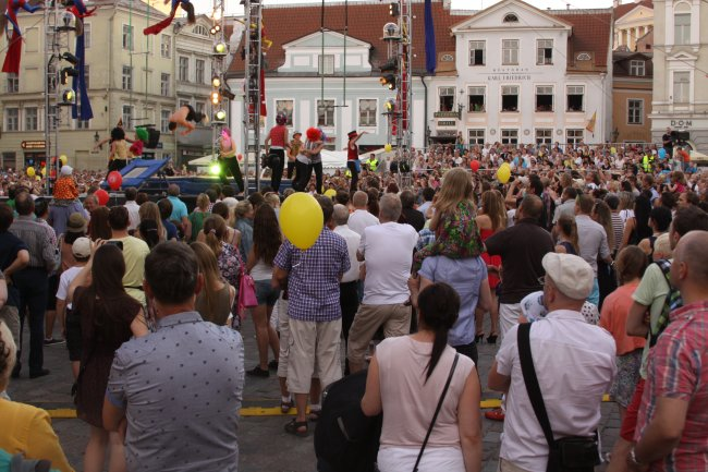 """Tallinn Days"" offering up free live music and creative performances"