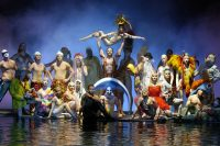 "Cirque du Soleil's ""O"" – A Wondrous Water World"