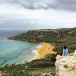 Ramla Bay, taken by Visitgozo