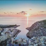 Xlendi Bay taken by visitgozo