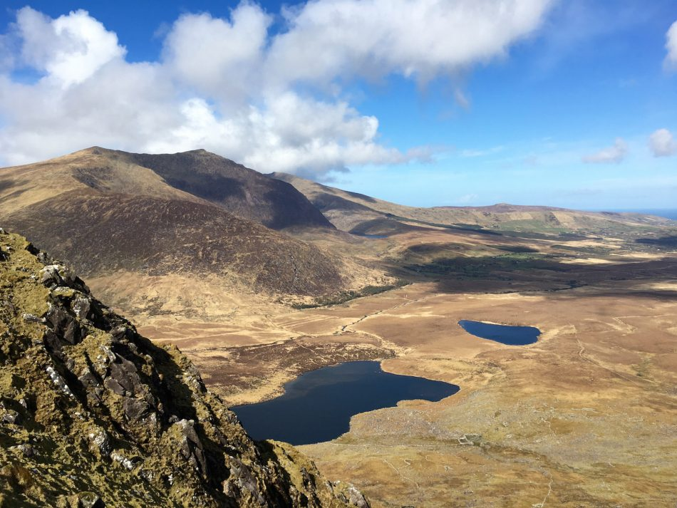 Conor Pass in Ireland