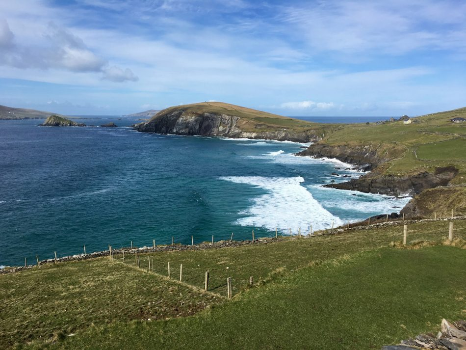 Slea Head Drive in Ireland