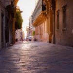Valletta pedestrian zone