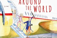 Turning Left Around the World by David C Moore