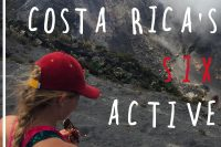 Where to See Active Volcanoes in Costa Rica